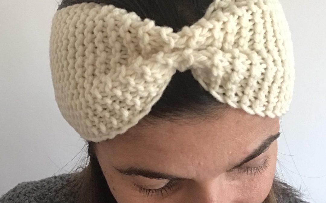Atelier Tricot / Mon 1er headband