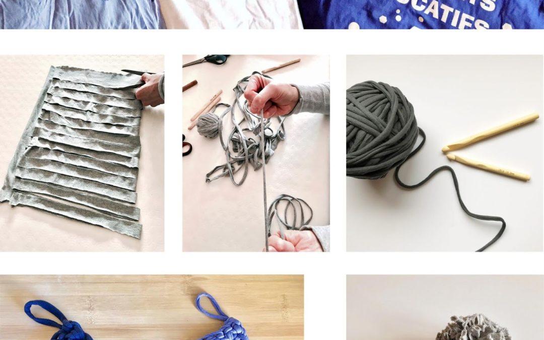 Initiation crochet