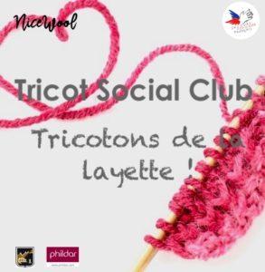 Tricot Social Club @ Secours Populaire Français